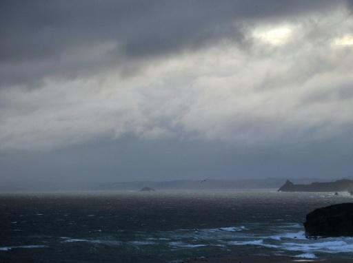 The largest wave ever in the southern hemisphere has been recorded during a ferocious storm off the coast of New Zealand