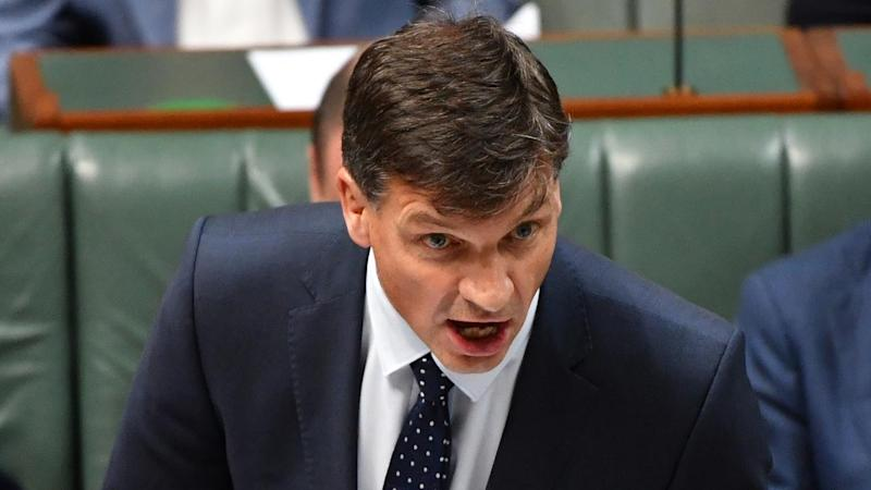 The attorney-general was present when the PM called NSW Police about an inquiry into Angus Taylor