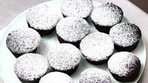 "<p>No frosting necessary! These chocolate cupcakes are simply finished with a dusting of <a href=""https://www.marthastewart.com/8014695/powdered-sugar-confectioners-sugar-explained"" rel=""nofollow noopener"" target=""_blank"" data-ylk=""slk:confectioners' sugar"" class=""link rapid-noclick-resp"">confectioners' sugar</a> because they hold a sweet surprise. Peanut butter is combined with marshmallow creme for a light and airy mixture that is used to fill the baked cupcakes. <a href=""https://www.marthastewart.com/925233/peanut-butter-filled-cupcakes"" rel=""nofollow noopener"" target=""_blank"" data-ylk=""slk:View recipe"" class=""link rapid-noclick-resp""> View recipe </a></p>"