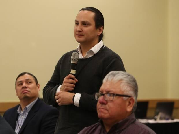 Cowessess First Nation Chief Cadmus Delorme says his community is preparing to use ground-penetrating radar to locate the unmarked remains of bodies buried in a grave site for the Marieval Indian Residential School.