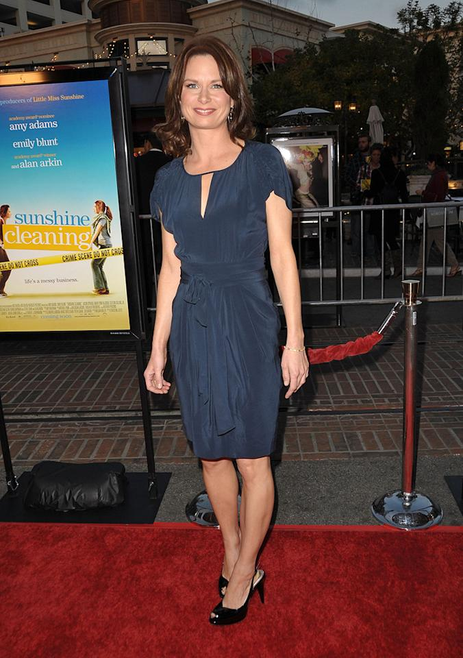 "<a href=""http://movies.yahoo.com/movie/contributor/1804501768"">Mary Lynn Rajskub</a> at the Los Angeles premiere of <a href=""http://movies.yahoo.com/movie/1809823943/info"">Sunshine Cleaning</a> - 03/09/2009"