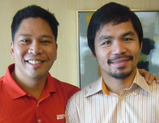 A 2010 Meeting With Victor Cui Set the Seeds for Manny Pacquiao to Invest in ONE FC