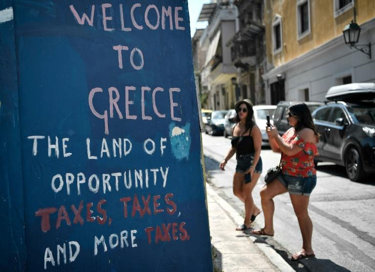 Greece has emerged from three successive international bailouts, but experts say economic challenges remain