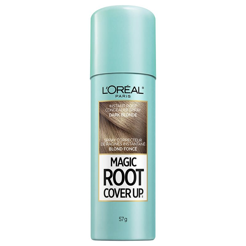 L'Oreal Magic Root Cover Up Instant Root Concealer Spray. Image via London Drugs.