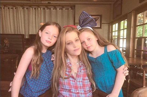 "<p>""Brunch with the most beautiful ladies,"" the actress captioned this photo of her mom, Lisa Marie Presley, and Presley's twin daughters, Harper and Finley, who will be 9 next month. And, yeah, Keough knows the family resemblance is strong. ""P.S. that's my mom not me,"" she followed up with a laugh. (Photo: <a href=""https://www.instagram.com/p/BZZ_nrWgfyr/?taken-by=rileykeough"" rel=""nofollow noopener"" target=""_blank"" data-ylk=""slk:Riley Keough via Instagram"" class=""link rapid-noclick-resp"">Riley Keough via Instagram</a>) </p>"