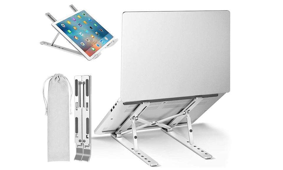 Holiday Gift Guide: ivoler adjustable laptop stand