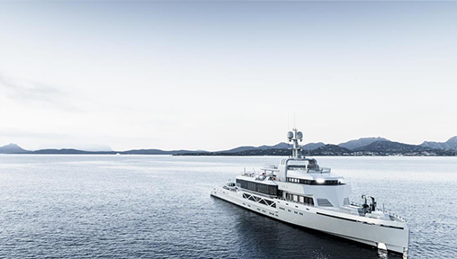 The Largest Superyachts in the French Riviera at Monaco Yacht Show 2019
