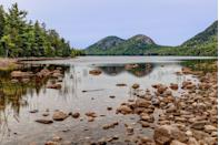 "<p>There are few places as beautiful as Maine's Acadia National Park, and there's one hiking destination within it that's particularly pretty: the Shore Trail that touches <a href=""https://www.tripadvisor.com/Attraction_Review-g143010-d109738-Reviews-Jordan_Pond-Acadia_National_Park_Mount_Desert_Island_Maine.html"" rel=""nofollow noopener"" target=""_blank"" data-ylk=""slk:Jordan Pond"" class=""link rapid-noclick-resp"">Jordan Pond</a>. It's a 3.5-mile paved path where you'll find an unforgettable view of the idyllic shoreline.</p><p><br><a class=""link rapid-noclick-resp"" href=""https://go.redirectingat.com?id=74968X1596630&url=https%3A%2F%2Fwww.tripadvisor.com%2FAttraction_Review-g143010-d109738-Reviews-Jordan_Pond-Acadia_National_Park_Mount_Desert_Island_Maine.html&sref=https%3A%2F%2Fwww.redbookmag.com%2Flife%2Fg34357299%2Fbest-hikes-in-the-us%2F"" rel=""nofollow noopener"" target=""_blank"" data-ylk=""slk:PLAN YOUR HIKE"">PLAN YOUR HIKE</a></p>"