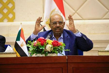Egypt's Sisi rejects Bashir accusations, says not conspiring against Sudan