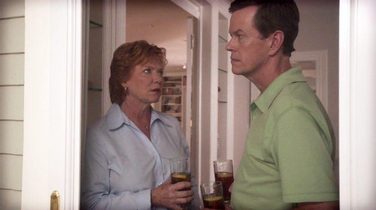 Becky Ann Baker and Dylan Baker in NBC's Smash. (Photo: NBC)