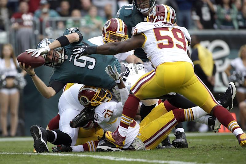 Redskins try to stay united during homestretch