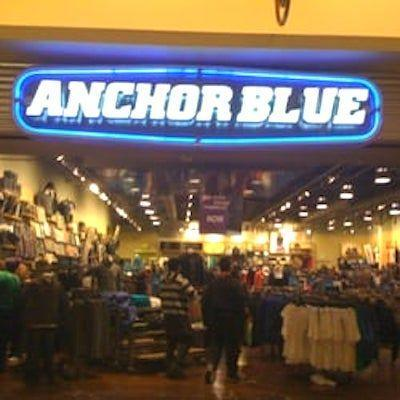 <p>Miller's Outpost later rebranded to Anchor Blue, and for a while, its jeans were a genuine '90s vibe.</p>