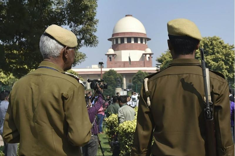 Power Bank Making 'Beeping Noise' Triggers a Security Scare in Supreme Court