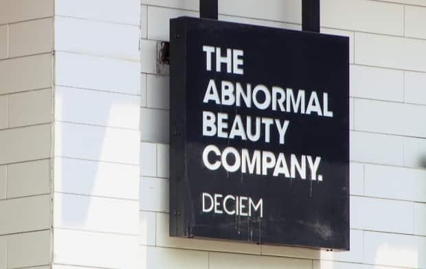 Toronto-based skincare brand Deciem, which bills itself as The Abnormal Beauty Company, is being sold to U.S. cosmetics giant Estee Lauder. (Keith Whelan/CBC - image credit)