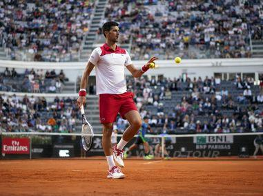 French Open 2018: Novak Djokovic's focus at Rome Masters an indicator of a man finding his way back