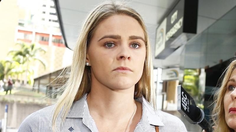 Shayna Jack's coach has questioned why it has taken so long for her to be formally charged with a doping offence by ASADA. TERTIUS PICKARD/AFP via Getty Images)