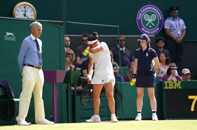 Wimbledon 2021 – Day Five – The All England Lawn Tennis and Croquet Club