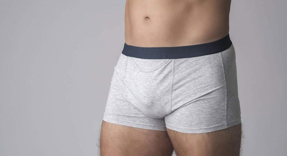 These pants will keep your testicles cool and fertile. [Picture via Snowballs]