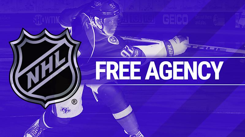 NHL free agency tracker: Latest news, signings of top available players