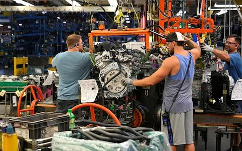US manufacturing - Credit: HARRISON MCCLARY/REUTERS