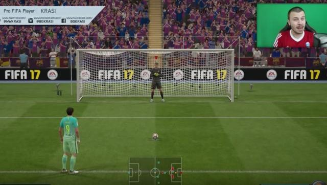 One of the biggest changes to FIFA 17 this year was penalties. At the start of the year you probably found yourself frustrated on many occasions as your penalties either sailed over the bar or trickled in to the goalkeeper's arms. Just as you're probably getting to grips with how to actually hit the target with a penalty, a new trick has been revealed which allows your mates to find out which way you will shoot. But don't be fooled, the new technique isn't 100% effective. In the video,...