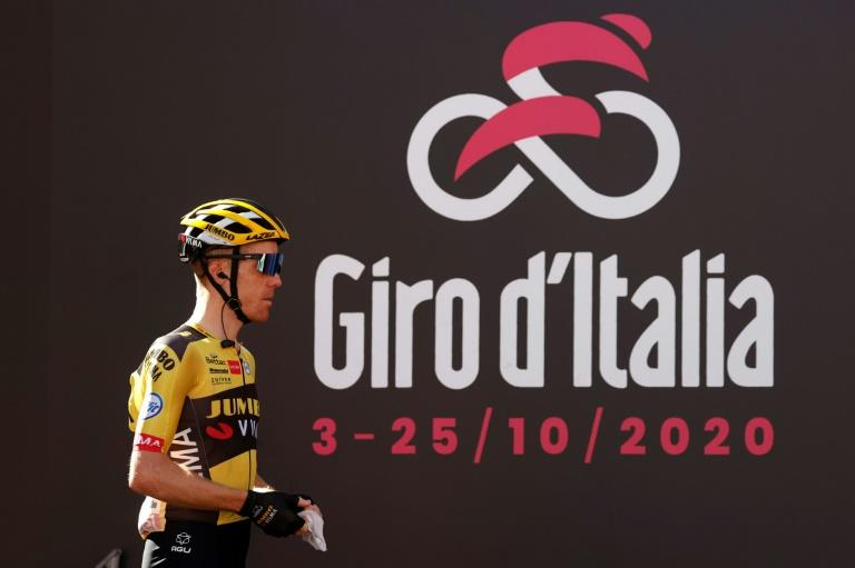 Jumbo and Mitchelton pull out of Giro after positive Covid-19 tests