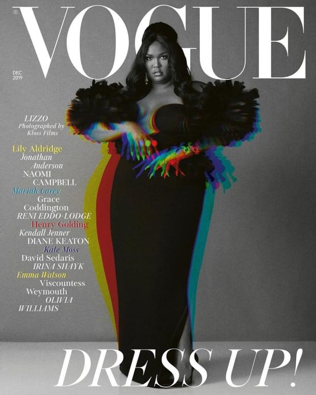Lizzo Is 100 That Vogue Cover Star