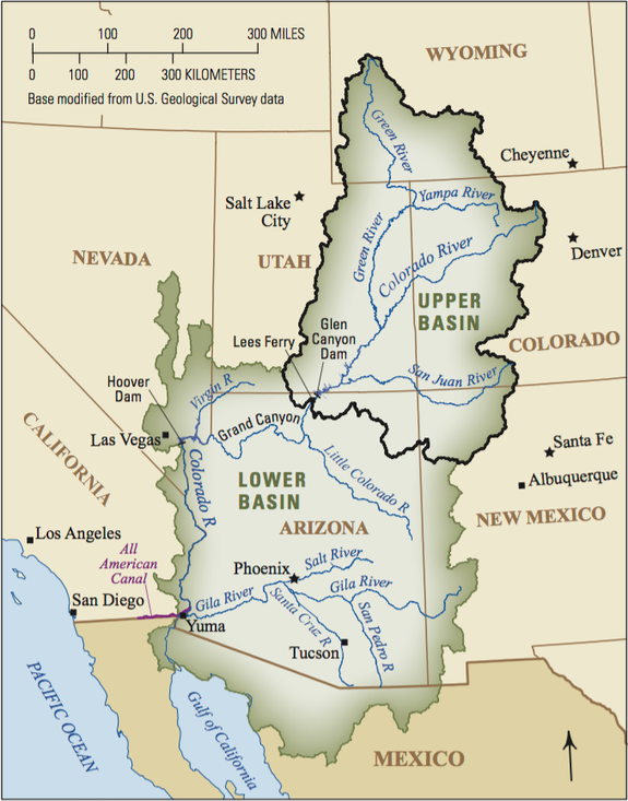 The Colorado River Basin