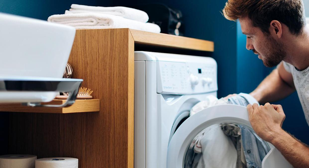 Take the stress out of laundry day with these top-rated washing machines.  (Getty Images)