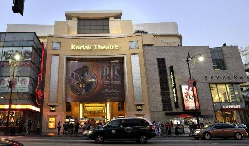 The Kodak Theatre in Hollywood, the venue that hosts the annual Oscars show, has been renamed the Dolby Theatre