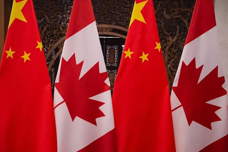 """Chinese embassy in Ottawa said a customs investigation revealed that up to 188 false certificates had been provided to Chinese officials through """"Canadian official certificate notification channels"""""""