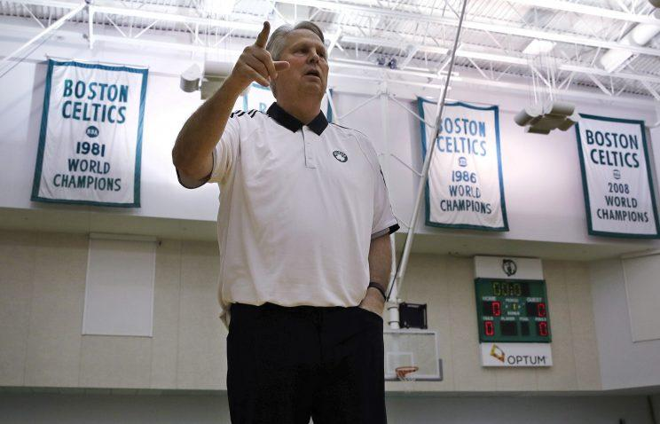 Danny Ainge is no stranger to making major moves. (AP)