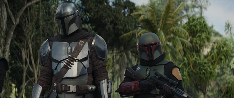 To move against the Empire, the Mandalorian needs the help of an old enemy. (Disney+/Lucasfilm)