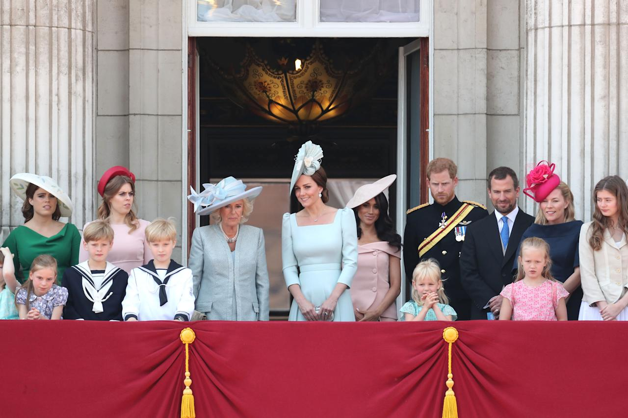 <p>Of course, no royal wedding would be complete without the whole royal family being present. And we imagine everyone from Kate Middleton to Meghan Markle, Prince Harry and Camilla will be there. Photo: Getty Images </p>