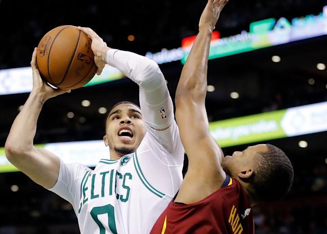 <p>In the regular season, the Celtics were able to erase big deficits with relative ease. But in the playoffs, they're finding it harder -- impossible, even -- to climb out of holes they dig themselves into.</p>
