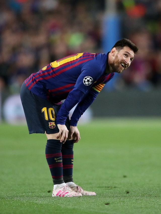 There has been speculation about Lionel Messi's future
