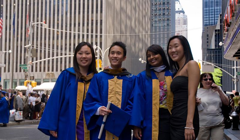 Why Donald Trump and the trade war aren't enough to stop Chinese students coming to America