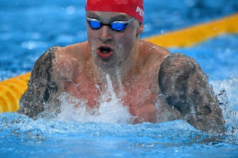Britain's Adam Peaty is taking a mental health time-out