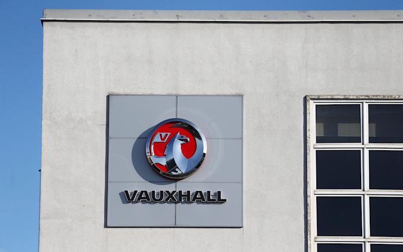 Vauxhall Luton - Credit: NEIL HALL/Reuters