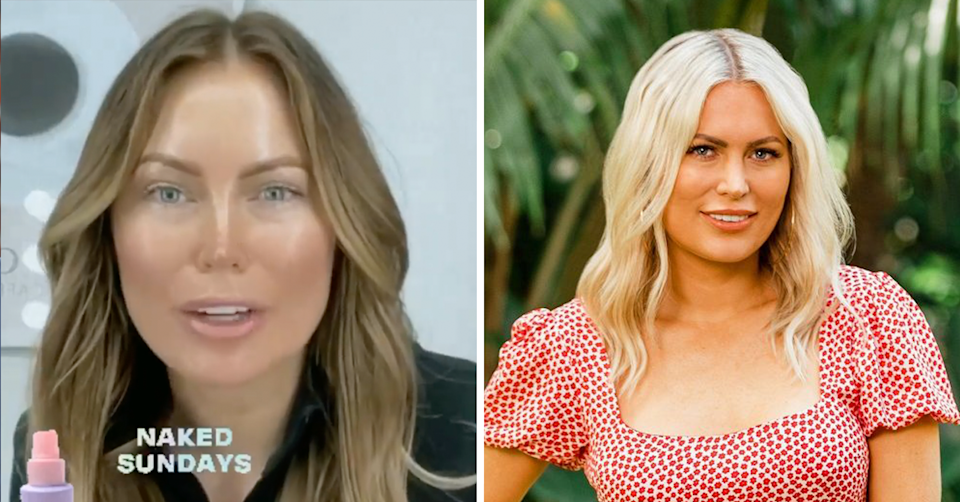 bachelor star Keira Maguire transformation