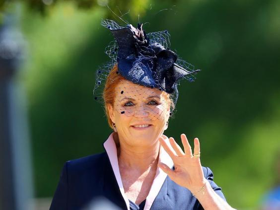 Sarah Ferguson became known as the Duchess of York following her divorce from Prince Andrew (Getty)