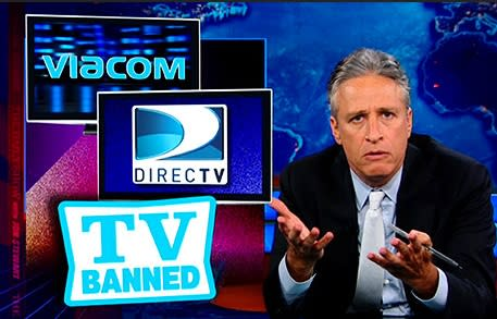 Jon Stewart, Stephen Colbert Extend Comedy Central Contracts
