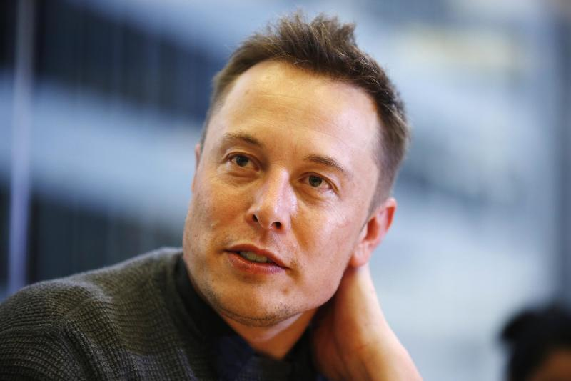 File of Musk, CEO of Tesla Motors and SpaceX, attending the Reuters Global Technology Summit in San Francisco