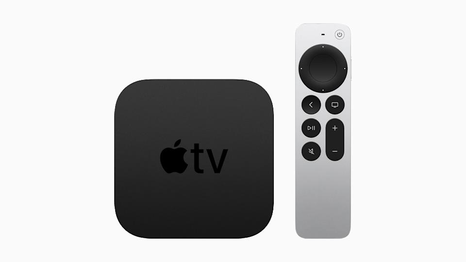 2021 Apple TV 4K