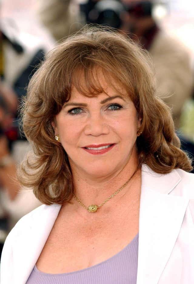 US actress Kathleen Turner