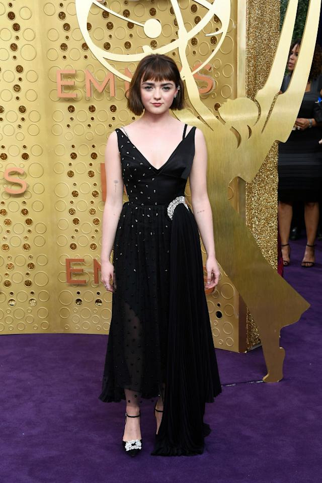 Maisie Williams. Foto: Getty Images