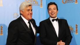 'Tonight Show With Jay Leno' & 'Late Night With Jimmy Fallon' Hit Highs On Leno's Final Friday