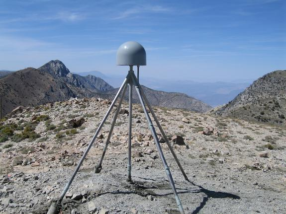 High 'n' Dry: GPS Offers New Way to Measure Drought