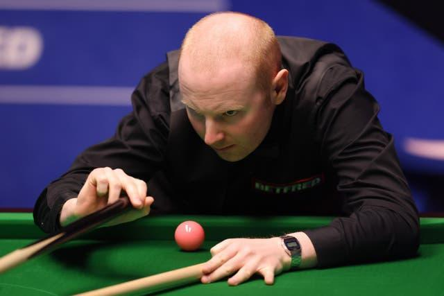 Betfred World Snooker Championships 2021 – Day Three – The Crucible