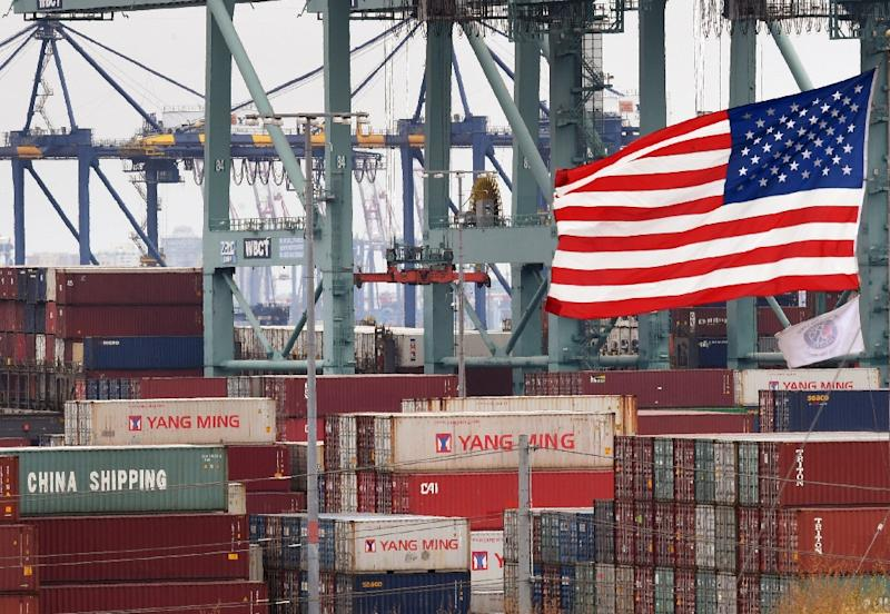 China says trade war 'has not made America great again'